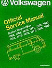 VW Official Service Manual BAYS 1968 - 79 !